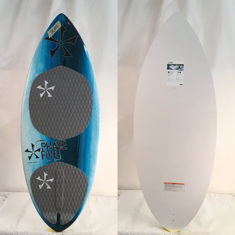 Phase Five Prop BLEM DEMO Wake Skimboard 54""