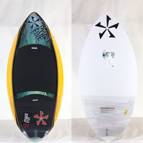 Phase Five Scamp BLEM Wake Skimboard