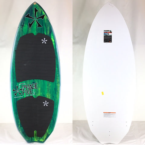 Phase Five XB BLEM Wake Skimboard 58""