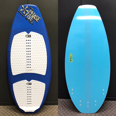 Phase Five PROTOTYPE Wake Surfboard 53""