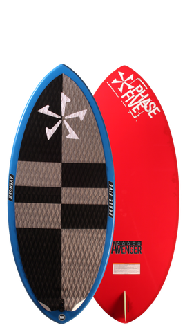 Phase Five 2018 Avenger Mini Wake Skimboard