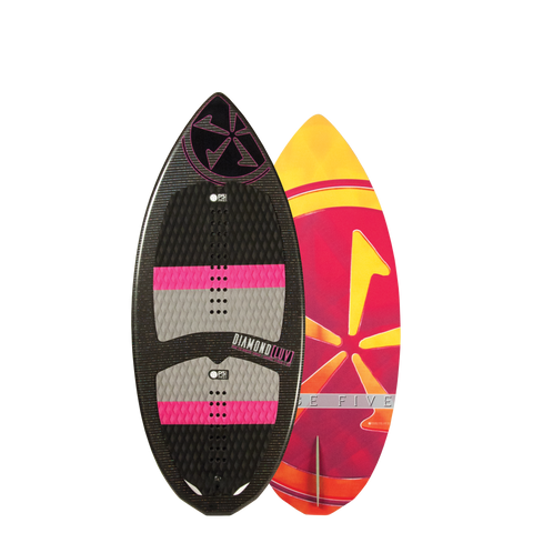 Phase Five Diamond Luv Wake Skimboard