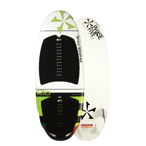Phase Five Rio Wake Surfboard
