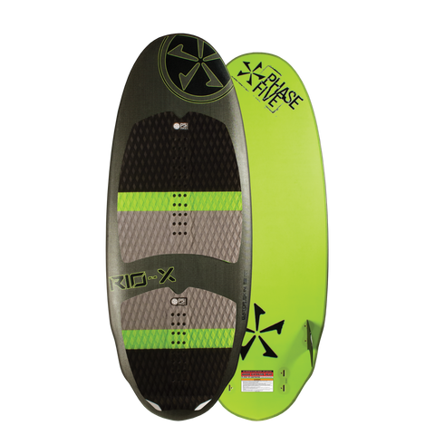 Phase Five Rio X Wake Surfboard