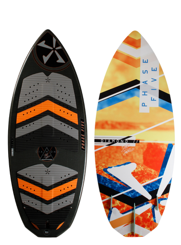 Phase Five Diamond Turbo Wake Skimboard