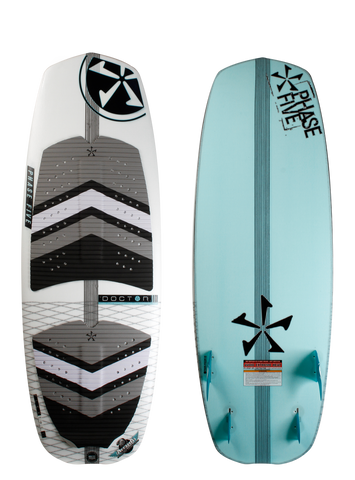 2019 Phase Five Doctor Wake Surfboard