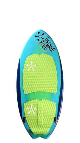Phase Five 2018 Fish Wake Skimboard