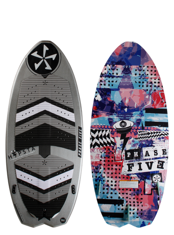 Phase Five Hypsta Wake Skimboard