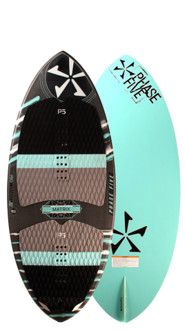 Phase Five 2018 Matrix Mini Wake Skimboard