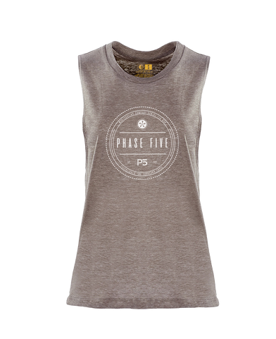 Phase Five Seal Ladies Muscle Tank
