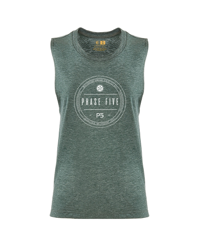 Phase Five Seal Womens Muscle Tank