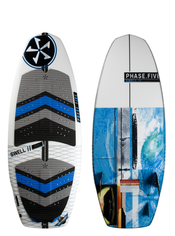 Phase Five Swell Wake Surfboard