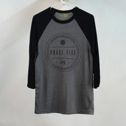 Phase Five Seal Raglan Tee
