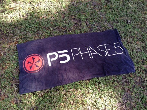 Phase Five Towel