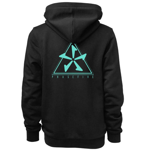 Phase Five Triangle Pullover Hoodie