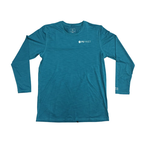 Phase Five Mens Long Sleeve Surf Shirt