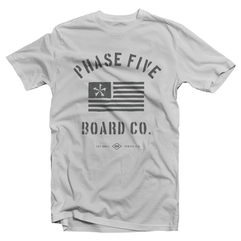 Phase Five American Made Tee