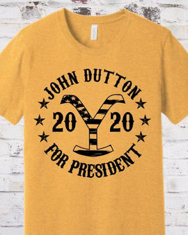 John Dutton for President.