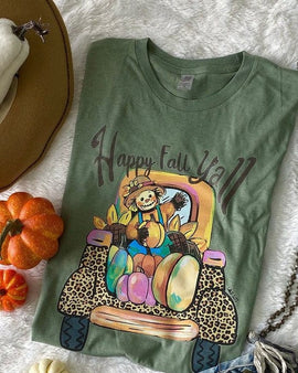 COTTON HERITAGE FALL YALL TRENDY, CUTE,FALL