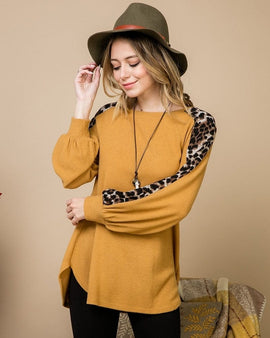 Cozy and Soft Animal Leopard Printed