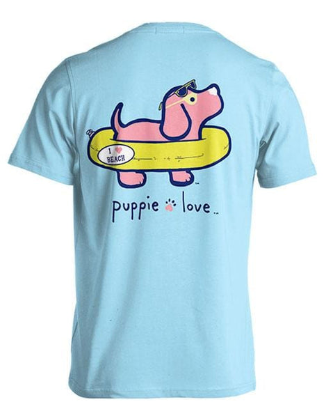 Puppie Love -Inner Tube T-Shirt