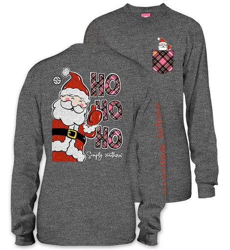 Ho Ho Ho Long Sleeve