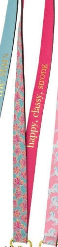 Happy, Classy,Strong Simply Southern Lanyard