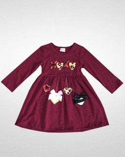 Girl's XOXO Dress