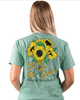 Simpy Southern Bloom with Grace Tee