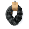 Buffalo Check Print CC Scarves SF55