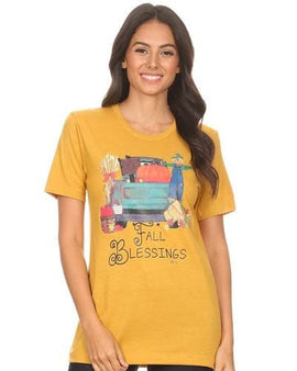 Fall Blessings T-Shirt