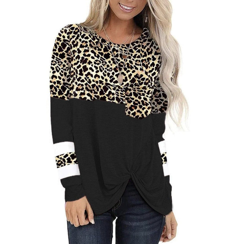 Leoard long sleeve top