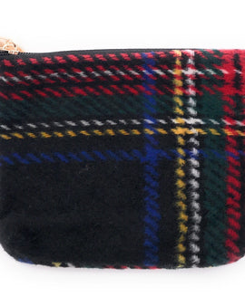 Flannel Coin Purse