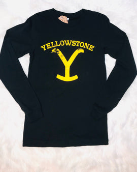 Yellowatone longsleeve