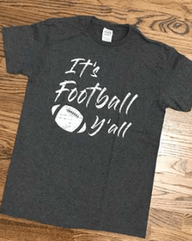 It's Football Y'All T-Shirt