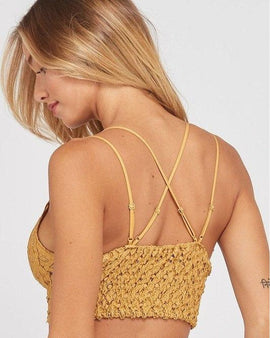 Exclusive Scallop Lace Bralette