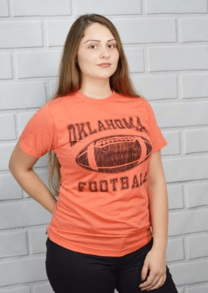 Oklahoma Football T-Shirt
