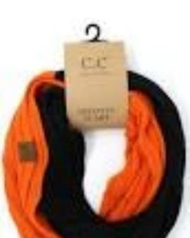 OSU Game Day CC Infinity Scarf