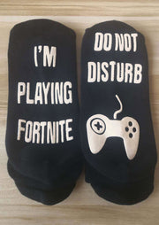 I'm Playing Fortnite Socks
