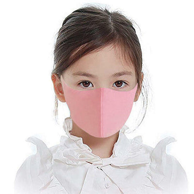 Reusable Anti-Dust Breathable Protective Mask For Children