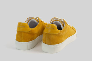 KEN YELLOW SNEAKERS
