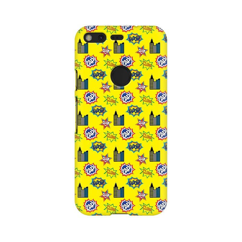 Punches-Phone-Cover Google-Pixel-XL