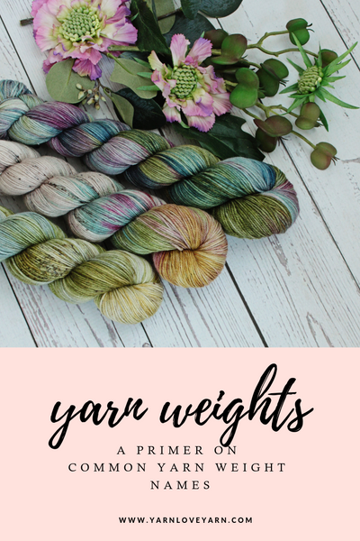 What is fingering weight yarn?