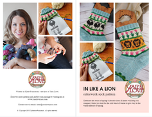 In Like A Lion Sock Kit