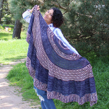 Mad Bee Shawl Kit