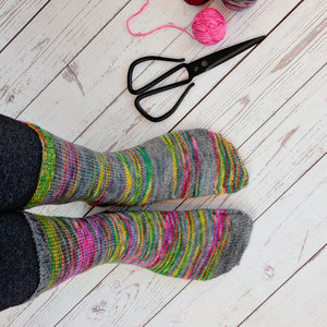 Sock Club: Monthly Shipment Of Gorgeous Yarn