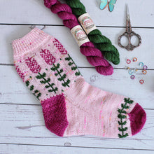 Blooming Lavender Socks Mini Skein Pack