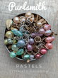 PurlSmith Ultimate Pastel Rainbow Stitch Markers