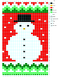 Mr. Frosty Snowman Hat Kit