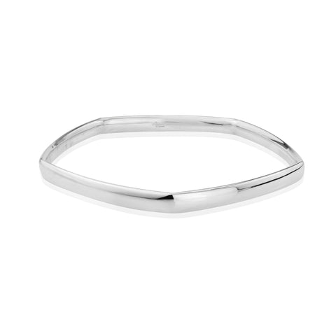 Pentagon bangle